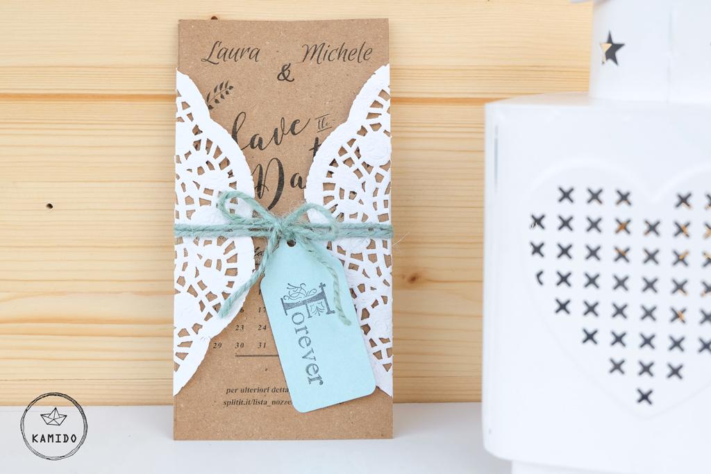 Esempi Di Partecipazioni Matrimonio Fai Da Te.Save The Date Card Diy Per Il Vostro Matrimonio