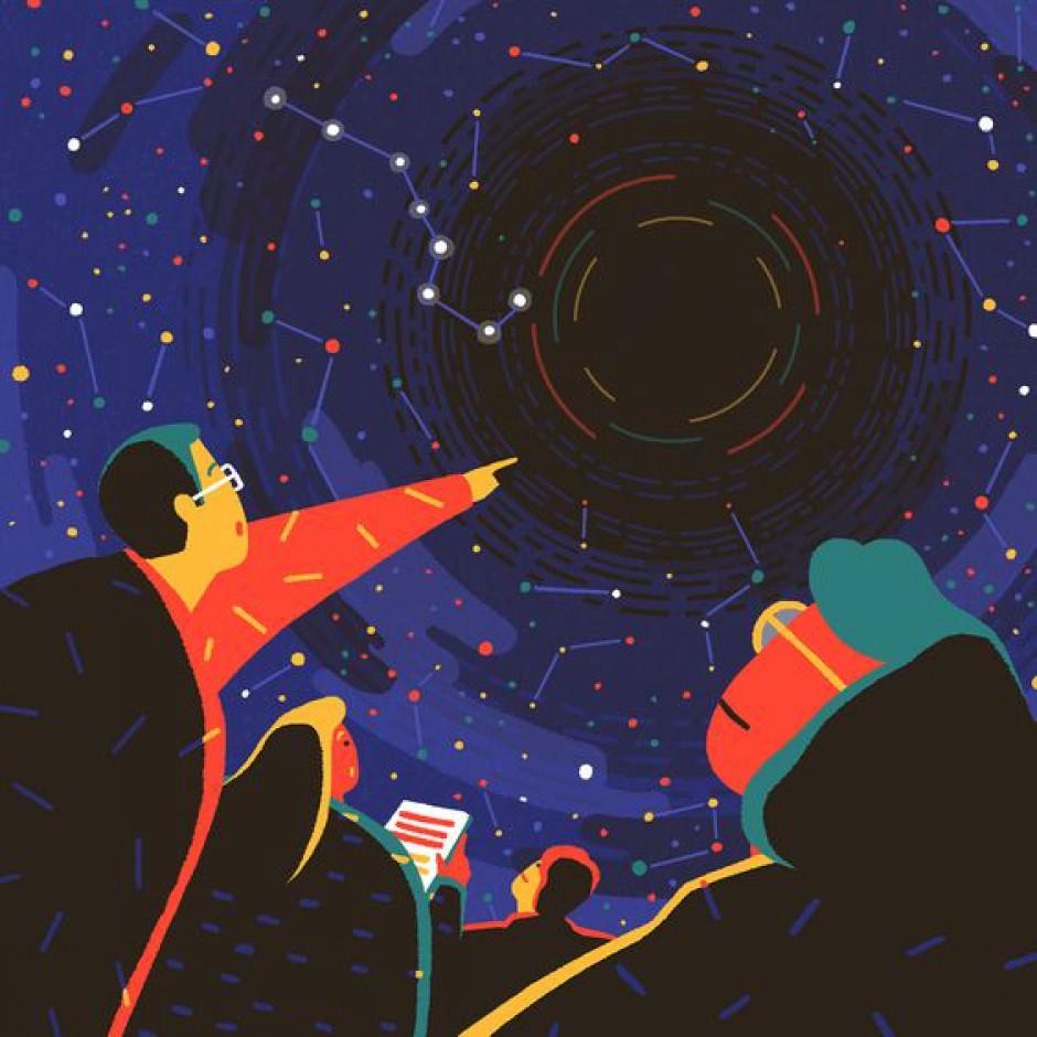 Stesso mese, stesso destino? L'astrologia è per finta!