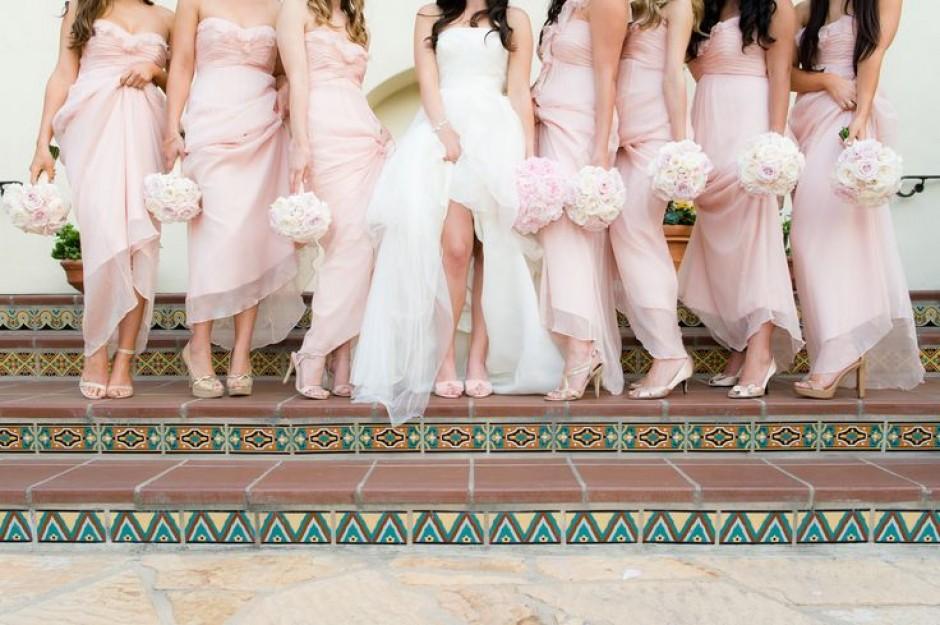 3 tips utili per la sposa e le sue damigelle d'onore