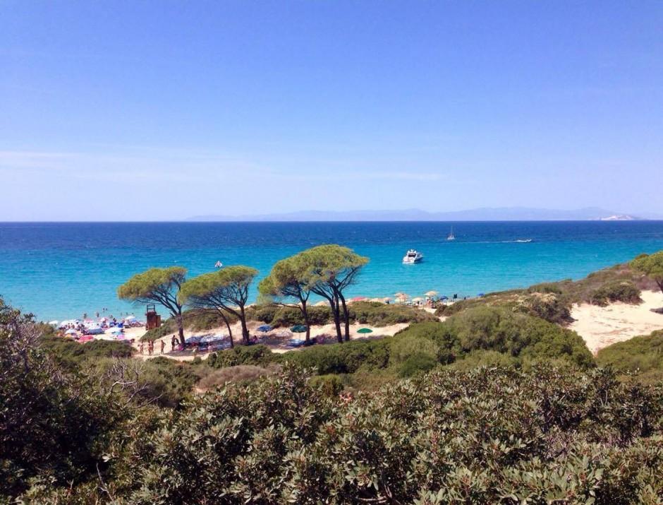 Road Trip in Sardegna: quattro giorni, quattro mari