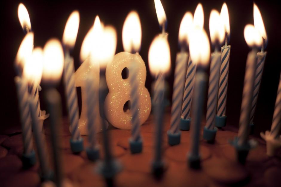 18 anni: regalo, patente e libertà