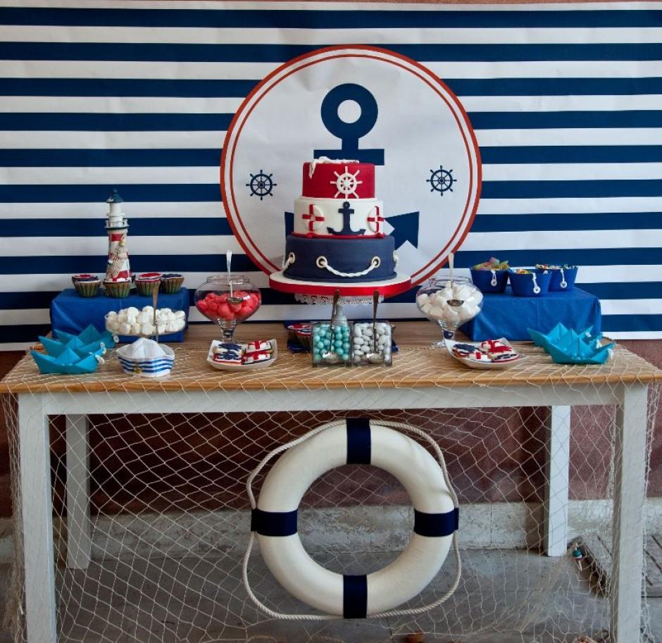 Idee e ispirazioni per una festa a tema nautico