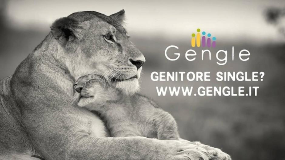 Gengle: il primo social dedicato ai genitori single!