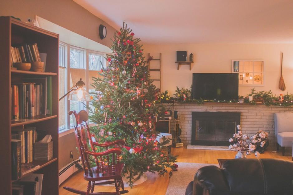 Come decorare la casa per Natale?