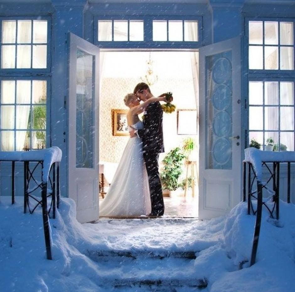 Un magico matrimonio invernale