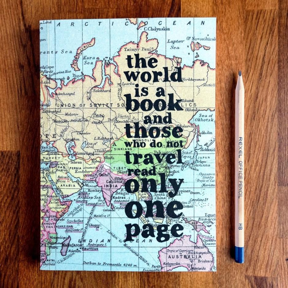 5 libri che vi faranno venire voglia di viaggiare