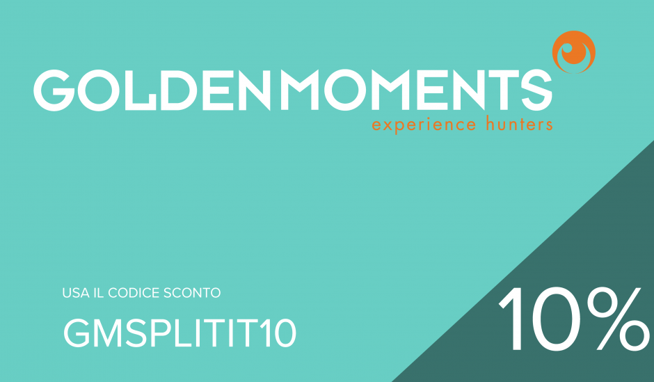 Esperienze regalo imperdibili con Golden Moments
