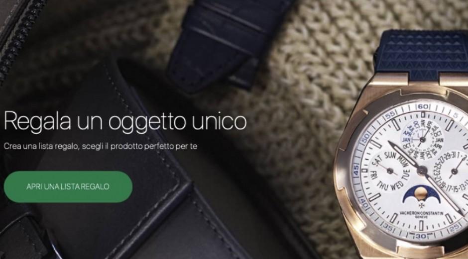 Liste regalo online: sbarcate nel quadrilatero della moda milanese