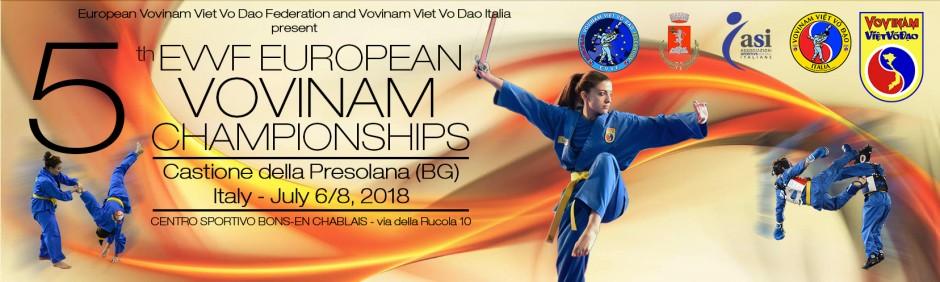 VOVINAM ITALIA: la raccolta fondi per il campionato europeo 2018
