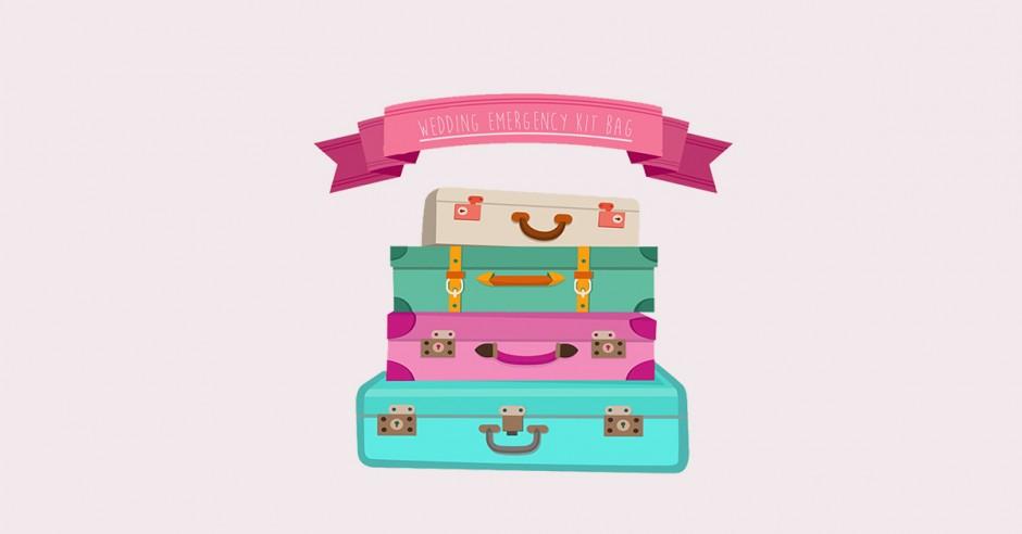 Wedding emergency kit bag: la borsa d'emergenza per il tuo matrimonio