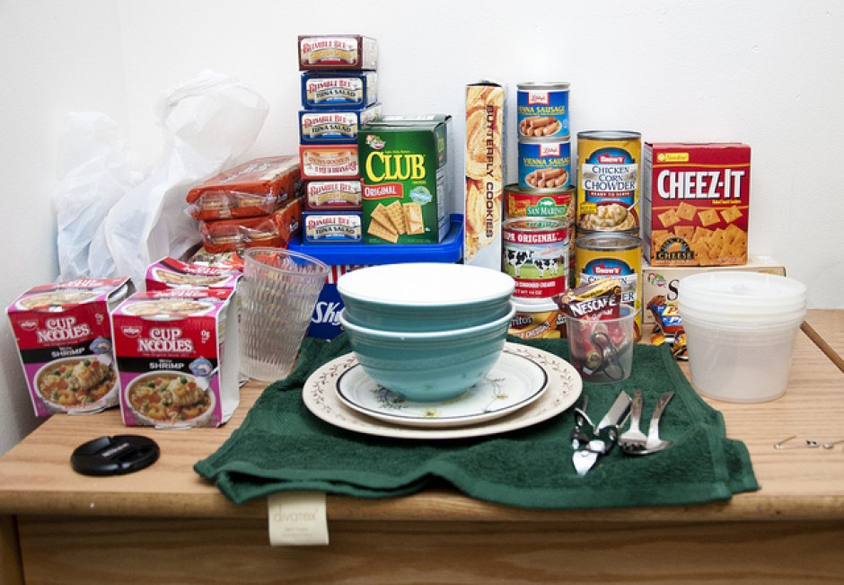 Cibo e università: i 5 pasti malsani dello studente fuorisede