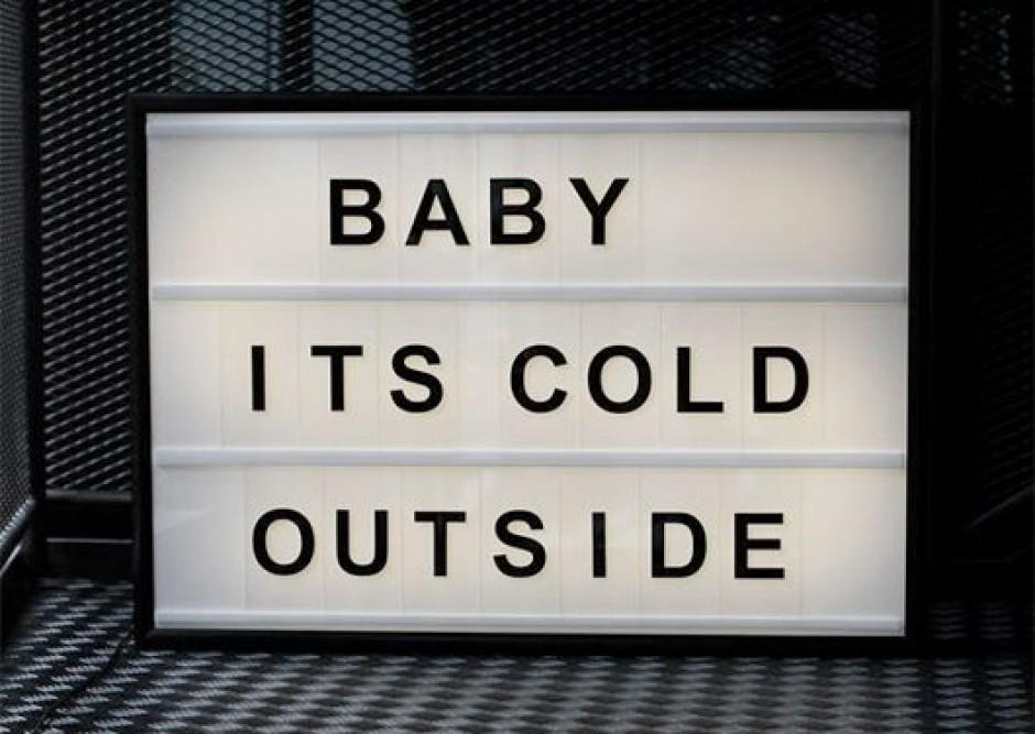 A qualcuno piace caldo: 8 idee regalo per i vostri amici più freddolosi (ma anche tecnologici)