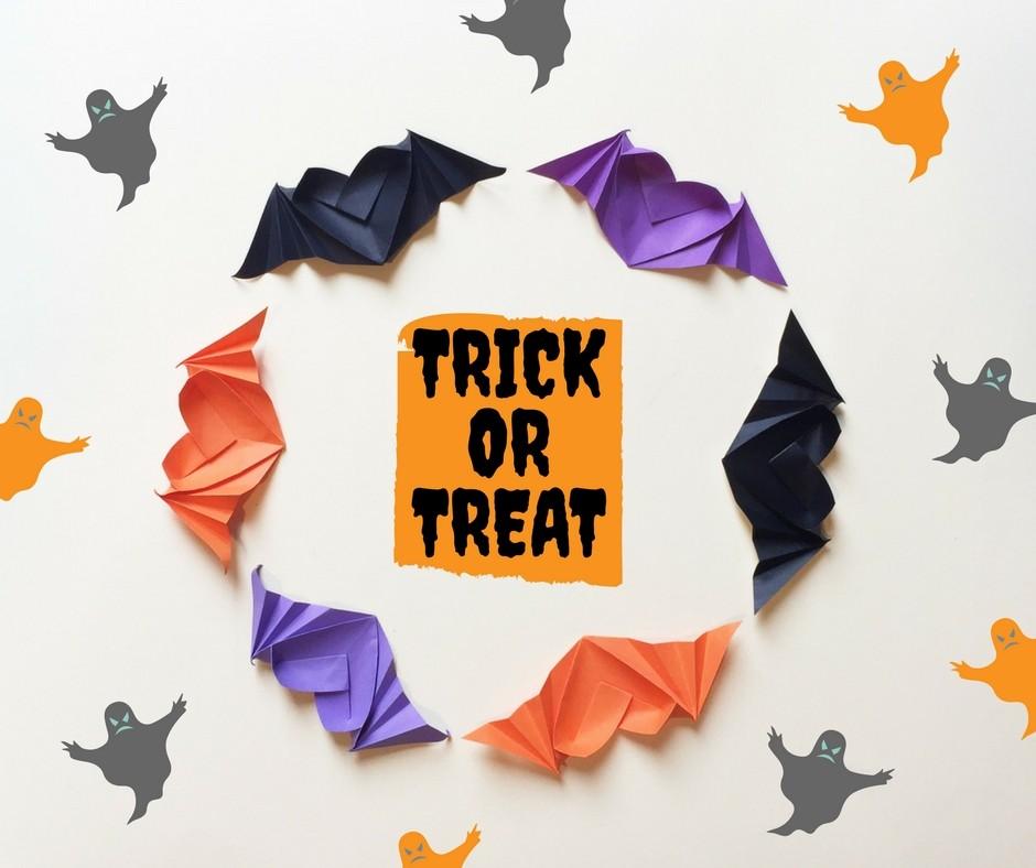 Come organizzare una festa di Halloween con Splitted