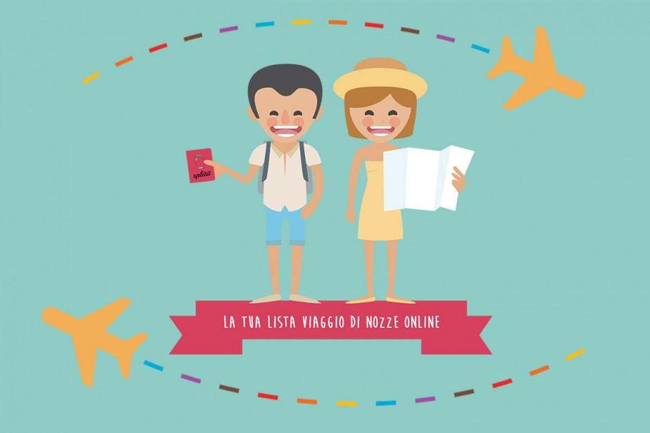 Viaggio di Nozze Online? Ecco la soluzione migliore