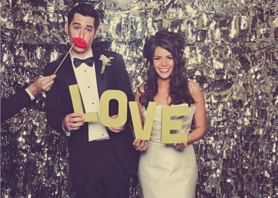Come organizzare un Photo Booth per un matrimonio
