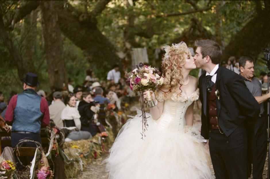 Matrimonio Steampunk: 10 idee da cui prendere spunto