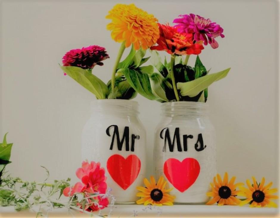 Maison Jar Wedding: 5 idee per usare i barattoli per le decorazioni del matrimonio