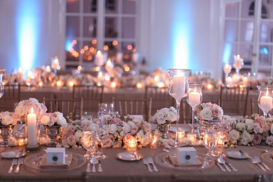 Come allestire un tavolo imperiale per il tuo matrimonio
