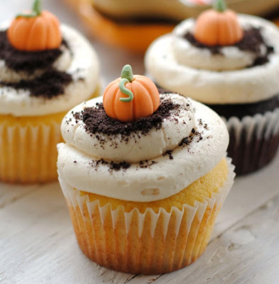 3 dolci alla zucca per una festa di laurea a tema Halloween